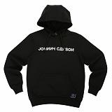 [자니카슨]JOHNNYCARSON - JC 기모 후드티 - BLACK
