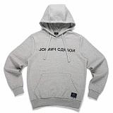 [자니카슨]JOHNNYCARSON - JC 기모 후드티 - M.GREY