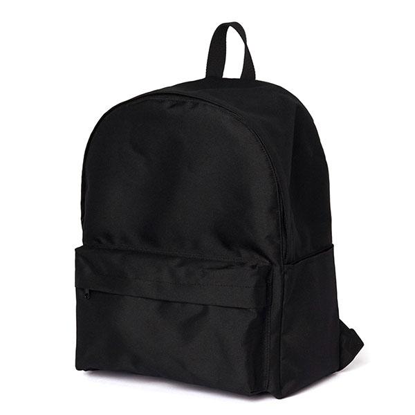 [네이키드니스]Standard Backpack - Black 백팩 가방 데이백 스탠다드 무지백팩 블랙