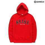 [앨빈클로]ALVINCLO AVH-179R BRAKE 후드 티셔츠 HOOD