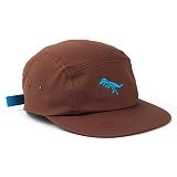 [슈퍼비젼]supervision - REX CAMP CAP DEEP BROWN 모자 캠프캡