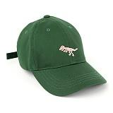 슈퍼비젼 - REX BALL CAP OLIVE GREEN 모자 야구모자 볼캡