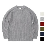 [언리미트]Unlimit - Solid Knit Ver.2 (AE-C031) 니트 니트티 솔리드