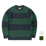 [언리미트]Unlimit - Stripe Knit Ver.2 (AE-C032) 니트 니트티 스프라이트