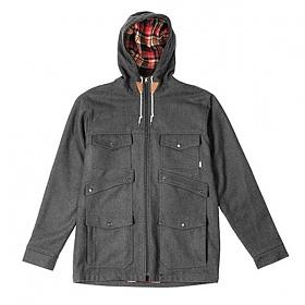 [폴러스터프]POLER STUFF - Outpost Wool Jacket (Grey)