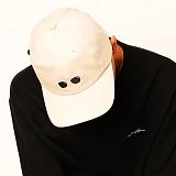 [디플로우]DEFLOW - SUNGLASSES BASEBALL CAP(BEIGE) 볼캡 야구모자 캡모자