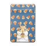 [디팍스]파란물꼬기 동물시리즈(6TYPE) 카드목걸이