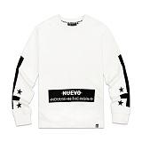 [누에보] NUEVO CREWNECK 신상 맨투맨 NFM 5002 크루넥 티셔츠 스��셔츠