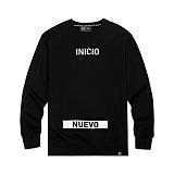 [누에보] NUEVO CREWNECK 신상 맨투맨  NFM 5009  크루넥 티셔츠 스��셔츠