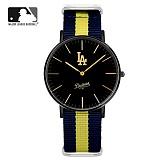 [MLB]엠엘비 시계 슬림와치 MLB3040LA-BKF 본사정품
