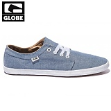[GLOBE] RED BELLY X BEACH FOOTWEAR (BLUE CHAMBRAY)