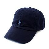 [폴로]POLO 폴로 랄프로렌 말자수 로고 캡 모자 NAVY 네이비 캠프캡 POLO 야구모자 볼캡 폴로캡 정품 국내배송