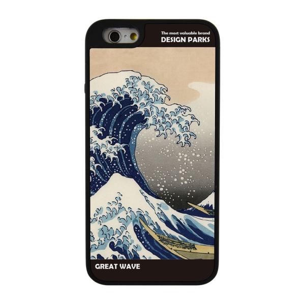 디팍스 - HOKUSAI GREAT WAVE SHIFT CASE