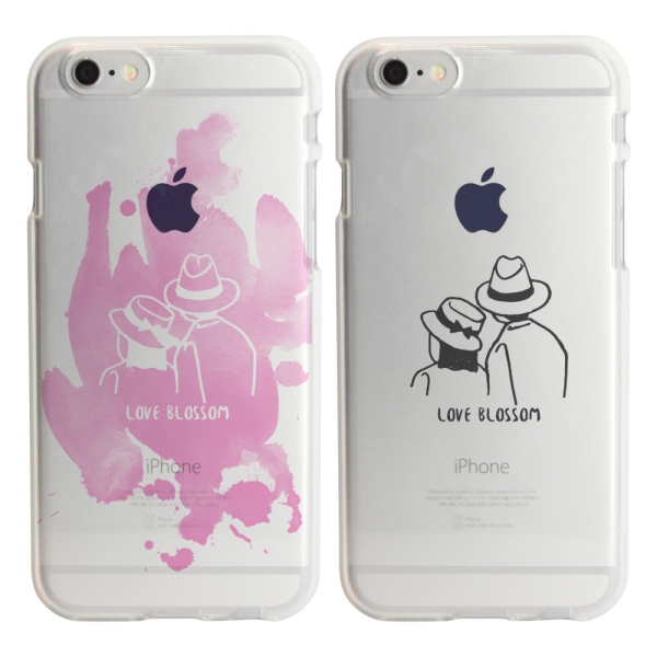 디팍스 - EUNBIGREEM 문구제작 LOVE BLOSSOM SOFT CASE