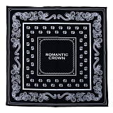 [로맨틱크라운]ROMANTIC CROWN - BANDANA BLACK 반다나