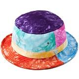 [헤이터] 타이 다이 패치워크 멀티 버킷햇 Tie Dye Patchwork Multi Bucket Hat