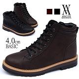 [에이벨류]avlaue-2100 den-beo walker(2종)-남성용 캐주얼 덴버 부츠 워커 남자 신발