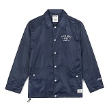 STIGMA - VATOS TEAM COACH JACKET NAVY_코치자켓_자켓