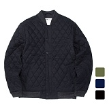 [언리미트]Unlimit - Quilt Jacket (AE-C043) 퀄팅 자켓 점퍼