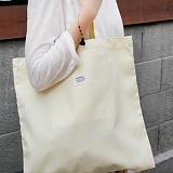 [버빌리안]BASIC ECO BAG (YELLOW) 베이직 에코백 옐로우_가방 에코백 무지에코백