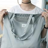 [버빌리안]BASIC ECO BAG (MINT) 베이직 에코백 민트_가방 에코백 무지에코백
