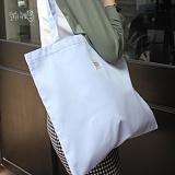 [버빌리안]BASIC ECO BAG (SKY BLUE) 베이직 에코백 스카이블루_가방 에코백 무지에코백