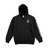 [크룩스앤캐슬]CROOKS & CASTLES Knit Zip Hood - Mount Crooks (Black) 후드집업