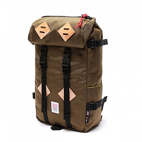[토포디자인]TOPO DESIGNS - KLETTERSACK 22L TDKS013 (COYOTE) Made in USA 백팩