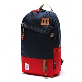 [토포디자인]TOPO DESIGNS - DAYPACK TDDP014 (RED/NAVY) Made in USA 백팩