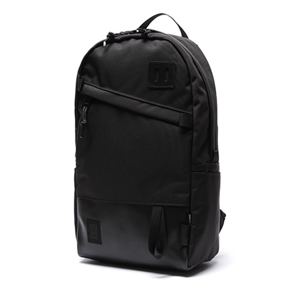 [토포디자인]TOPO DESIGNS - DAYPACK TDDP014 (BALLISTIC/BLACK LEATHER) Made in USA 백팩