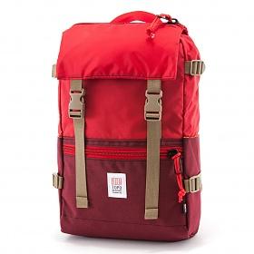 [토포디자인]TOPO DESIGNS - ROVER PACK TDRP013 (BURGUNDY/RED) Made in USA 백팩