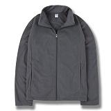 [마크메이트]Markmate - basic fleece jaket - mmk_fl_ch(차콜) 플리스자켓 후리스