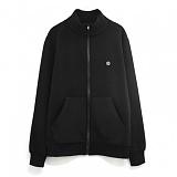[코싸] koxa symbol zipup black 집업 자켓