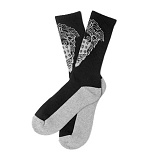 [크룩스앤캐슬]CROOKS & CASTLES Socks - Bandito (Black) 양말 삭스
