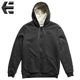 [Etnies] CLASSIC SHERPA ZIP FLEECE (Black/Black)