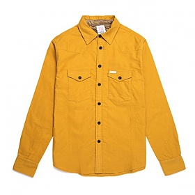 [토포디자인]TOPO DESIGNS - MOUNTAIN SHIRT FLANNEL TDMTS015FL (MUSTARD) Made in USA