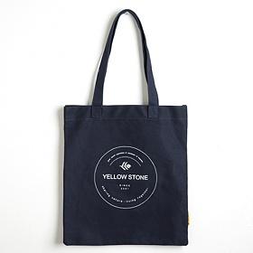 [옐로우스톤] 캔버스에코백 -YS2025NS 네이비 가방 숄더백 CANVAS ECO BAG