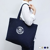 [네이키드니스]Daily Eco Bag (4Color) 데일리 에코백 숄더백 토트백 가방