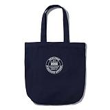 [네이키드니스] neikidnis - Cotton Eco Bag Navy 코튼 에코백 숄더백 토트백 가방