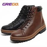 [그래고]GREGO 656 워커 부츠 굽높이 4cm