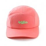 하이비션 - Logo Camp Cap Pink