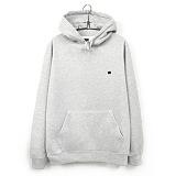 [지미코브리코] jimiko crown hoodie w gray 기모 후드티