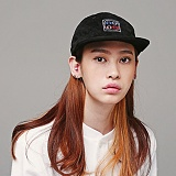 [로맨틱크라운]ROMANTIC CROWN - GOOD QUILTING BALLCAP_BLACK 퀼팅 볼캡