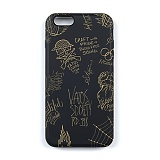 STIGMA - PHONE CASE TATTOO BLACK iPHONE6S/6S+_케이스_아이폰