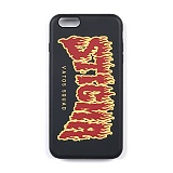 STIGMA - PHONE CASE FIRE BLACK iPHONE6S/6S+_케이스_아이폰