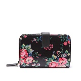 [캐스키드슨]Cathkidston- Folded Zip Wallet (Black) 515481