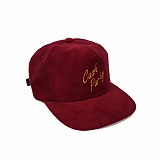 [파클립스]POCALYPSE 2015 CASH PARTY 코듀로이캡(와인) 볼캡 코듀로이 골덴 모자