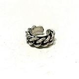 SEXTO - chain or ring (silver)Vintage