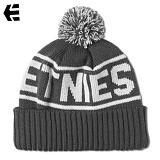 [Etnies] STEPFORD BEANIE (Grey)