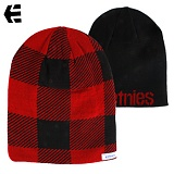 [Etnies] CHI TOWN BEANIE (Black/Red)